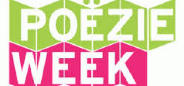 Prijzenregen in Poëzieweek