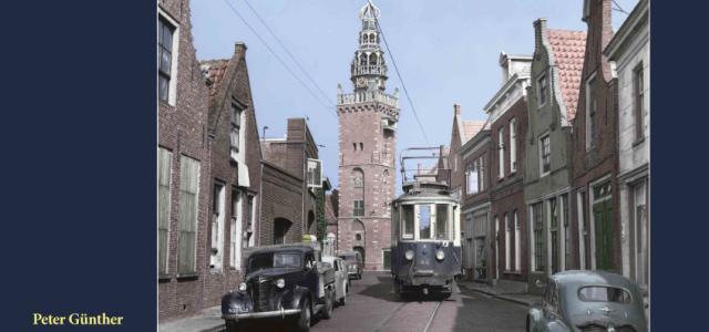 Lezen over Noord: Electrische Trams in Waterland – Peter Günther