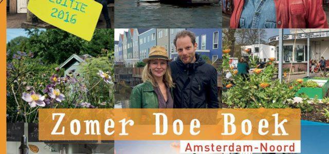 Lezen over Noord: Zomer Doe Boek Amsterdam-Noord – Diverse auteurs