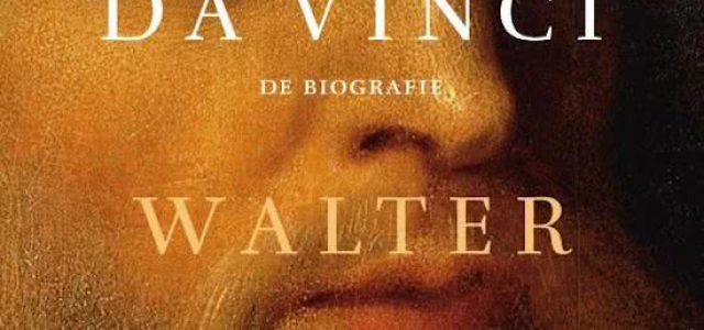 € 5,- korting op biografie Leonardo da Vinci