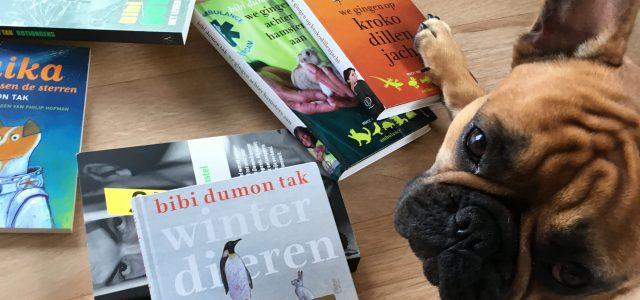 Bibi Dumon Tak wint Theo Thijssen-prijs 2018