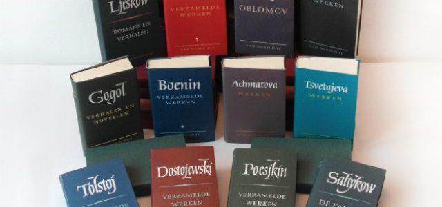 Al 65 jaar de mooiste Russische literatuur