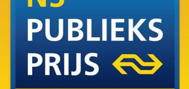 Hendrik Groen wint opnieuw NS Publieksprijs