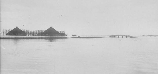 Herdenking Watersnood 1916