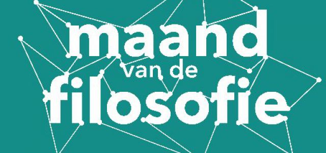 April is de Maand van de Filosofie