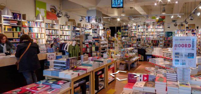 Virtuele tour Boekhandel Van der Plas
