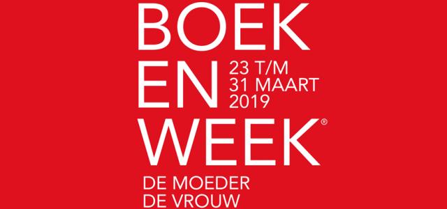 23 t/m 31 maart: Boekenweek