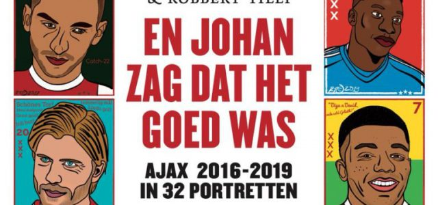 Auteursbezoek Robbert Tilli en Rodney Rijswijk