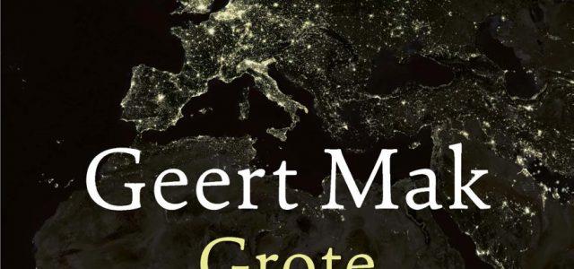 5 november verschijnt de nieuwe Geert Mak