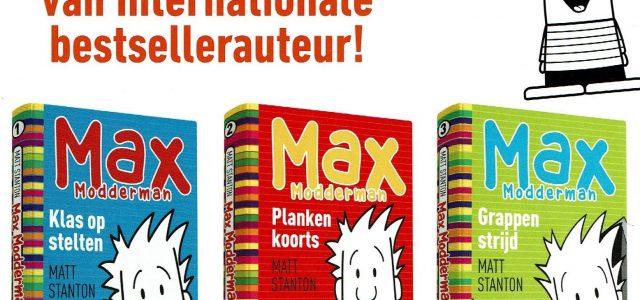 Kortingsbonnen Max Modderman