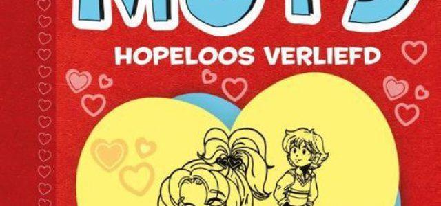 Kortingsbon Dagboek van een muts 6 – Hopeloos verliefd