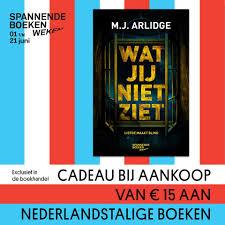 Start Spannende Boeken Weken @ Boekhandel van Noord