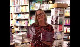 Jorma Bos over haar boek Echte knuffels en meer...