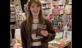 Hannah van Binsbergen over haar boek Harpie