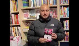 Massih Hutak over zijn boek Jij hebt ons niet ontdekt, wij waren hier altijd al